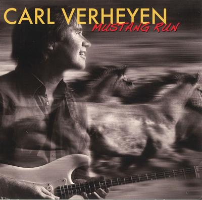 Carl Verheyen Mustang Run 2013