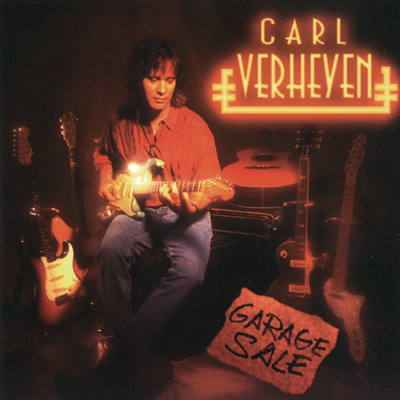 Carl Verheyen Garage Sale 1994